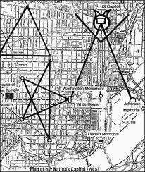 washington dc occult map