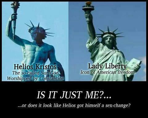 helios = lady liberty ?