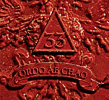 33 Ordo ab chaos (order by chaos)