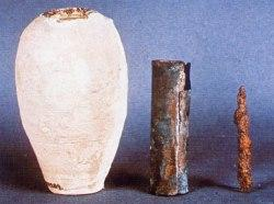 Baghdad Battery around 2000 years old