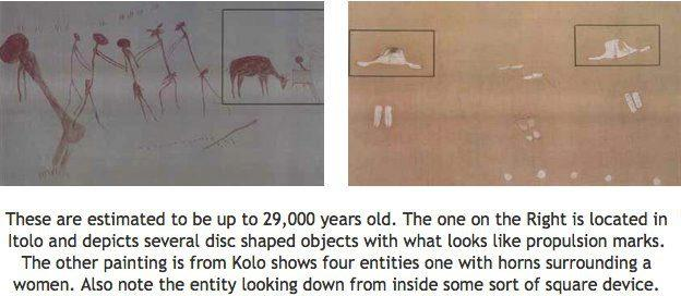 cave painting tanzania-29 000 years old