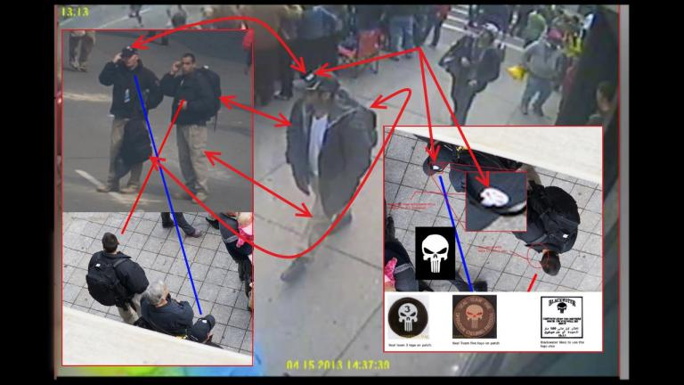 Comparison Of Alleged Suspect To Black Op Mercanaries