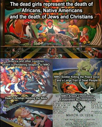 OCCULTISM AND SYMBOLISM ALL AROUND THE WORLD