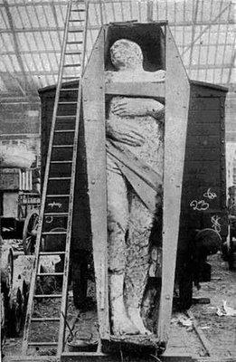 irish giant mummy