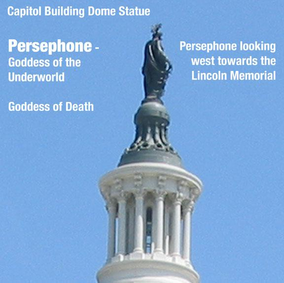 persephone  and capitol USA