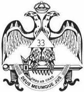 33 degree and double headed eagle