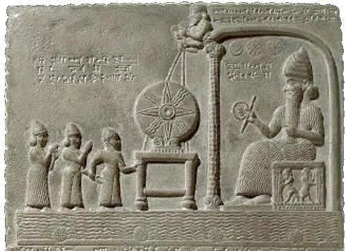 shamash-tablet-Giant species evidence-irak-01