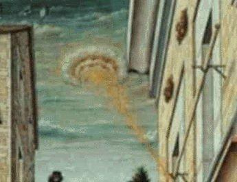 The Annunciation-painted in 1486