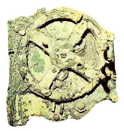 The Antikythera mechanism- a Greek ancient computer